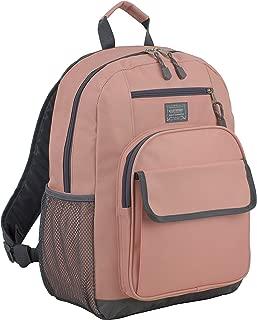 Tech Backpack, Blush Pink/Ash Gray
