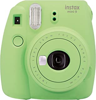 Fujifilm 富士 instax Mini 9 拍立得相机 - 青柠绿