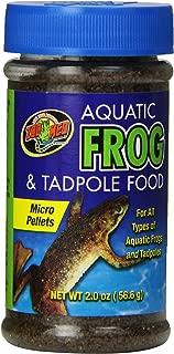 Zoo Med Aquatic Frog and Tadpole Food, 2-Ounce
