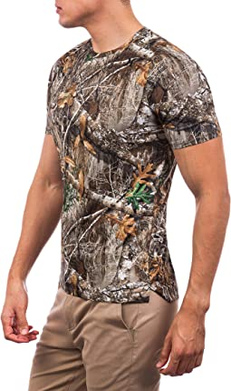 Quick Dry Realtree® Short Sleeve