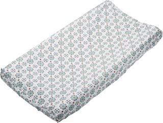 Caden Lane Modern Vintage Collection Moroccan Changing Pad Cover, Boy, Small