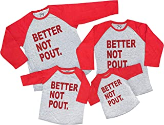 7 ate 9 Apparel Matching Family Christmas Shirts - Funny Holiday Red Shirt