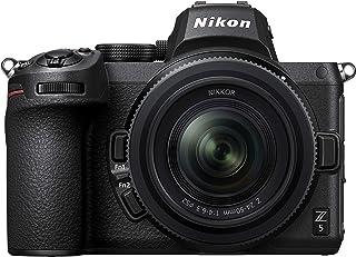Nikon Z 5 compact systeemcamera + 24-50mm f/3.5-6.3 lens / objectief - 24,5 MP FULL-FRAME sensor - 4,5 bps, OLED zoeker - ...