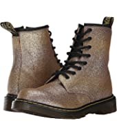 Dr. Martens Kid's Collection 1460 Glitter Youth Delaney Boot (Big Kid)