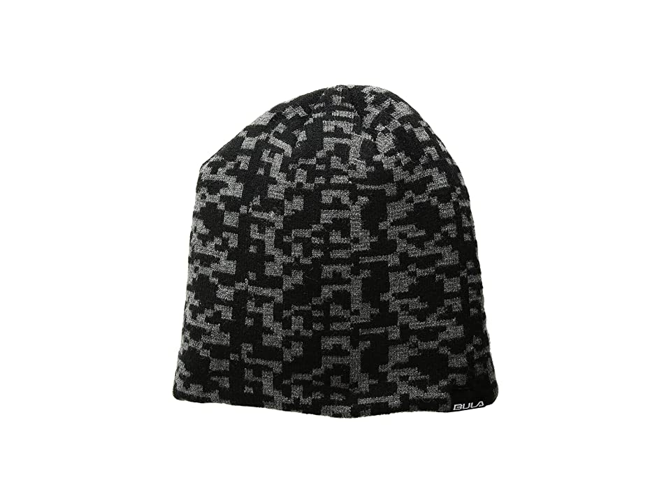 BULA Marco Beanie (Big Kids) (Black) Beanies