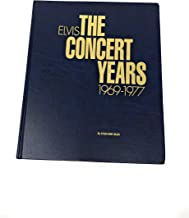 elvis the concert years