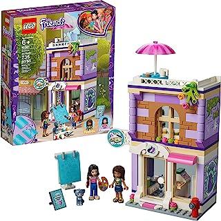 LEGO Friends Emma's Art Studio 41365 Building Kit (235...