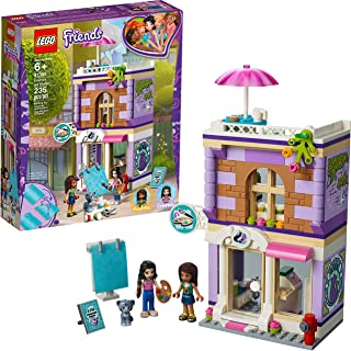 LEGO Friends Emma's Art Studio 41365 Building Kit, 2019 (235 Pieces)