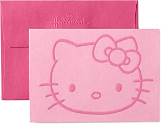 Hallmark Hello Kitty Blank Cards (10 Cards with Envelopes)