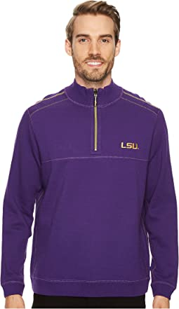 Tommy Bahama - LSU Tigers Collegiate Campus Flip Sweater