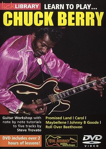 Para tu estilo de juego a los precios más baratos. Learn to play play play Chuck Berry [Reino Unido]  lo último