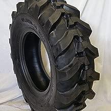 ROAD WARRIOR (2-Tires) 12.5/80-18 NHS New Farm Backhoe tire 12 PR Rating 1258018