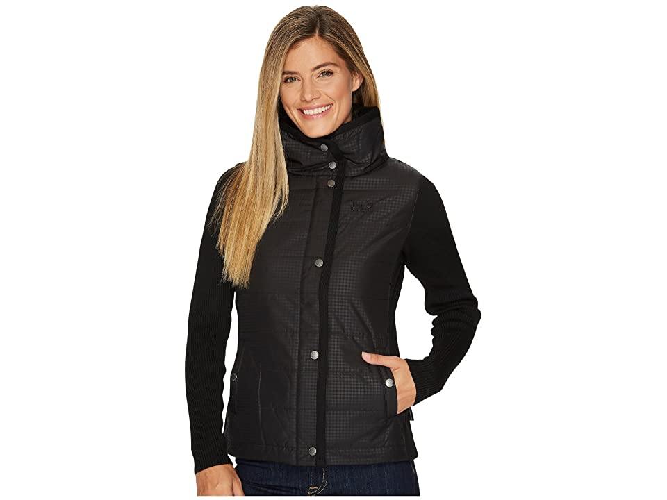 Jack Wolfskin Clarington (Black All Over) Women