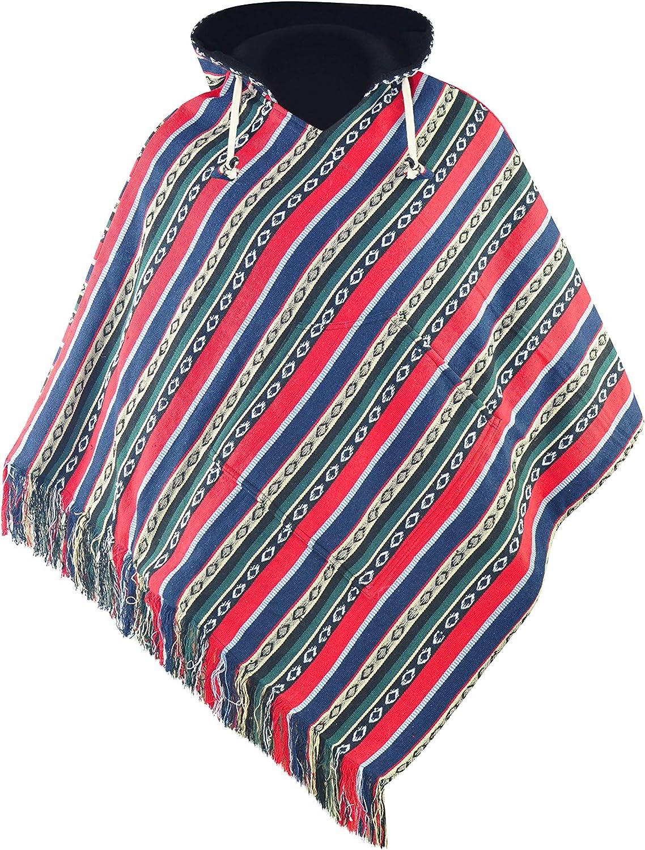 virblatt - poncho men cotton hoodie Baja fleece mens polar Surprise price Outlet ☆ Free Shipping