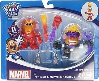 Potato Head MPH Marvel Mashup Hawkeye & Iron Man Toy