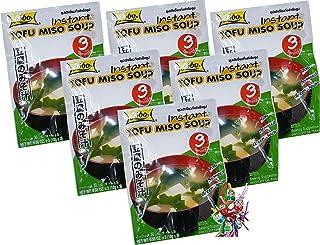 6er Pack LOBO Instant Tofu Miso Suppe 6x 30g (18 Portionen)
