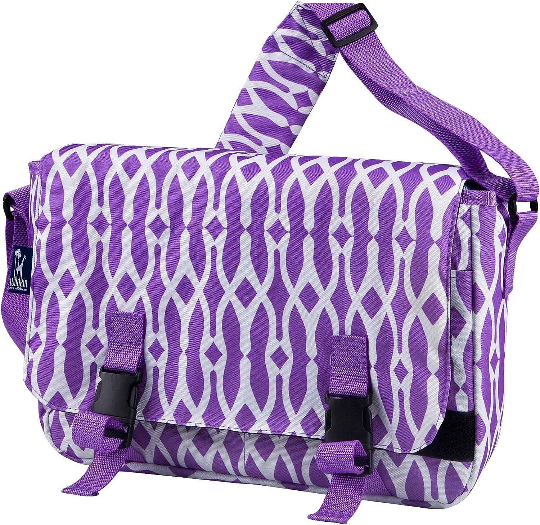 los nuevos estilos calientes Wildkin Wishbone JumpEstrellat Messenger Bag Bag Bag  Envíos y devoluciones gratis.