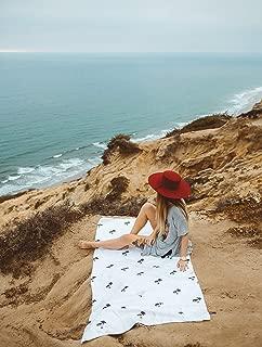 Large Beach Towel Microfiber & Oversized -73