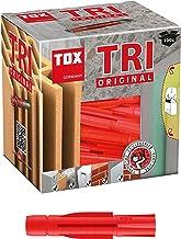 TOX Alle stekkers Tri 6 x 36 mm, 100 stuks, 010100051
