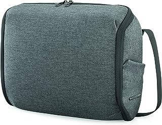 Laptop Casual Toploader Messenger Bag | 15.6 inch Cross Body Canvas Messenger Bags for Men Women - Santhome