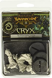 Privateer Press Cryx - Withershadow Combine Model Kit