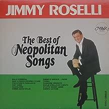 The Best Of Neopolitan Songs - Jimmy Roselli [Vinyl LP Record]
