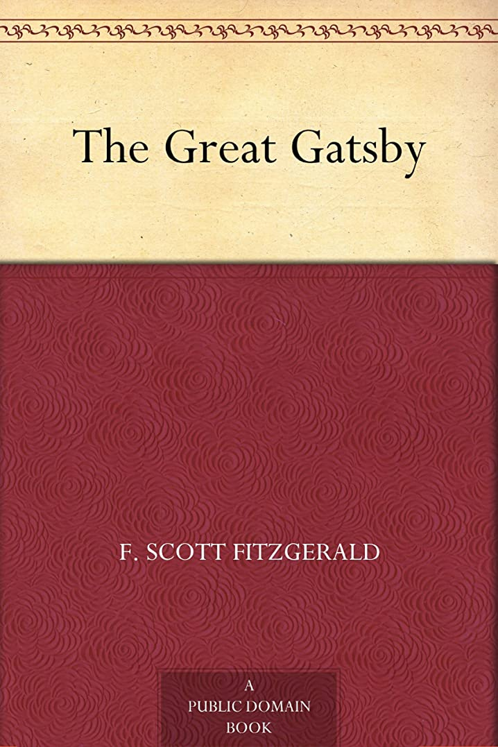 レッドデート歩き回る取り扱いThe Great Gatsby (English Edition)