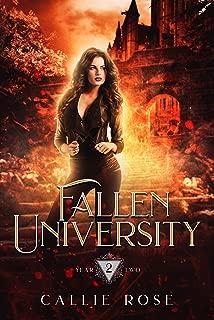 Fallen University: Year Two: A Reverse Harem Paranormal Romance