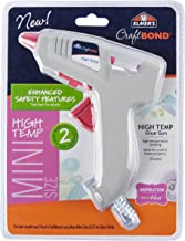 Elmer's Craft Bond High-Temp Mini Hot Glue Gun, 10W (E6048)