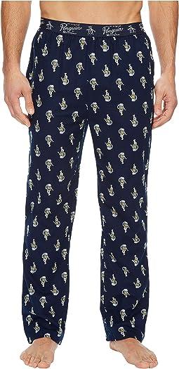 Original Penguin - Beer Lady Single Fleece Pants