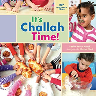 It's Challah Time!: 20th Anniversary Edition (English Edition)