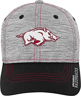 Victory Red Gen 2 NCAA Alabama Crimson Tide Youth Boys Velocity Structured Flex Hat Youth Boys One Size