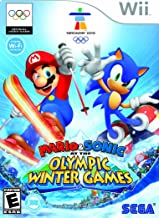 Mario and Sonic at the Olympic Winter Games - Nintendo Wii photo
