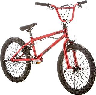 "Mongoose Boys R1740KMA Raid 20"" Freestyle Bike, Red"