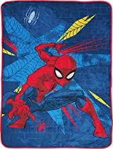 Large size Marvel Spiderman Licensed Kids Boys Girls Polar Fleece Blanket Blankie Throw Soft in touch Coral Fleece Fabric