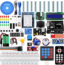 LAFVIN for UNO Project Super Starter Kit for Arduino for uno R3 Mega2560 Mega328 Nano with Tutorial