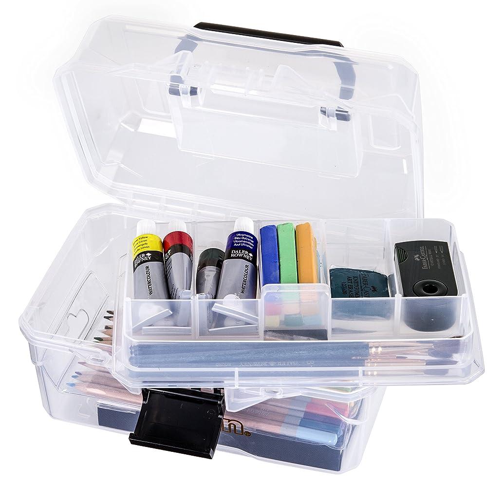 ArtBin Small Project Box-Translucent, 6890AG