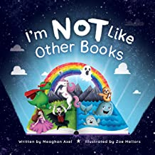 I'm NOT Like Other Books