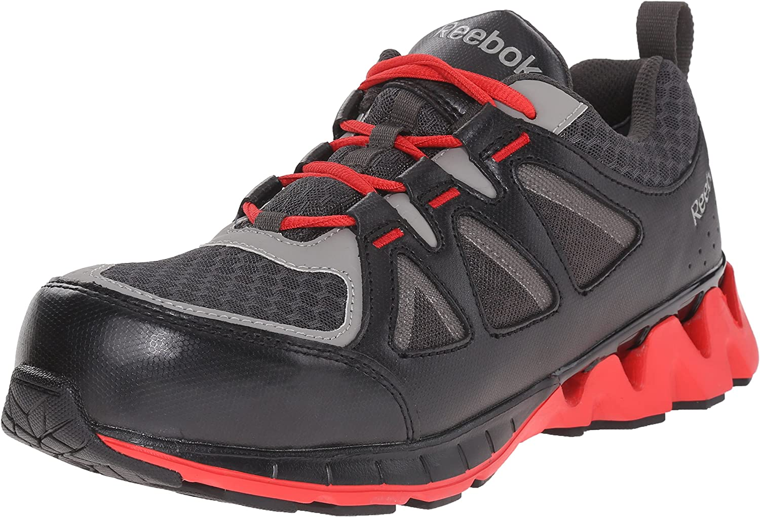 Reebok Work Men's Zigkick Work RB3000 Athletic Safety shoes