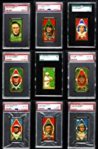 1911 T205 Gold Border Almost Complete Set (Baseball Set) Dean's Cards 3 - VG