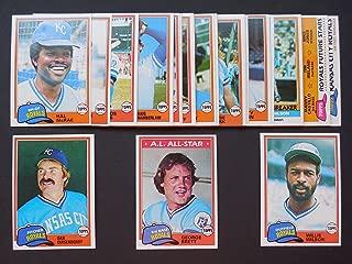 1988 topps mini baseball cards