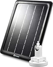 Swann Outdoor Solar Panel with Outdoor Mount Stand for Wire-Free Security Cameras