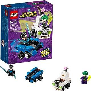 LEGO DC Super Heroes Mighty Micros: Nightwing vs. The Joker 76093 superhjälteleksak för pojkar och flickor