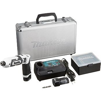マキタ ペン型インパクトドライバTD022(7.2V)白 トルク25Nm  1.5Ahバッテリ2本・充電器付 TD022DSHXW