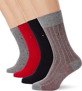 Tommy Hilfiger Men's Calf Socks (Pack of 4)