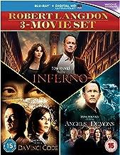 Inferno / Angels & Demons / The Da Vinci Code 2016  Region Free