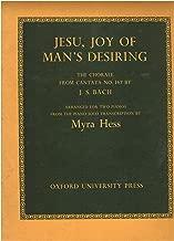 Jesu Joy of Man's Desiring Arranged for Two Pianos