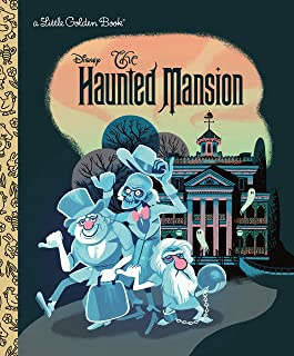 The Haunted Mansion (Disney Classic) (Little Golden Book)