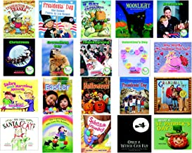 School Specialty Holiday Picture Book Set, Set of 20