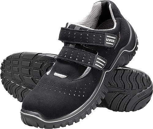 Uvex Motion Style Sandale S1P - p. Homme & & Femme - L11 (Standard)  Découvrez le moins cher